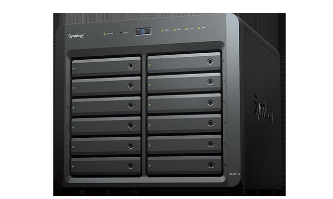 DiskStation DS3617xs服务器